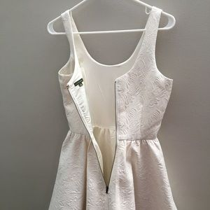 Anthropologie Dresses - Anthropologie {tl the letter} Off White Dress